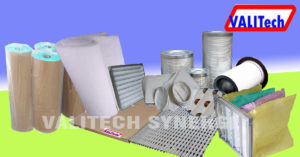 spray booth filters